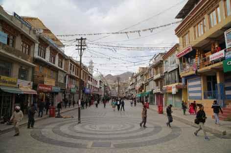 Rue de Leh - Ladakh -