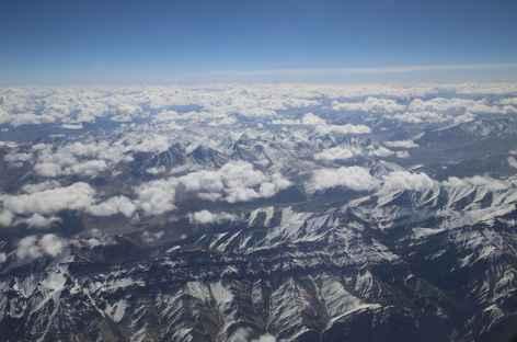 Vol de Leh à Delhi -