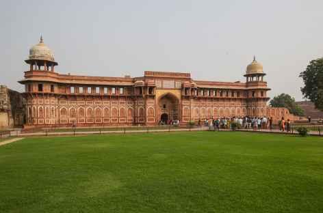 Agra : Le palais de Jehangir -