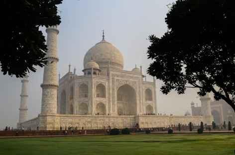 Agra : le Taj Mahal -