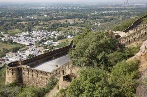 La forteresse de Chittogarh -