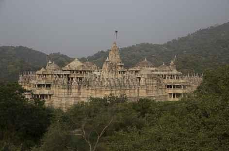 le temple d'Adinath -