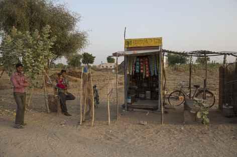 Direction désert du Thar -