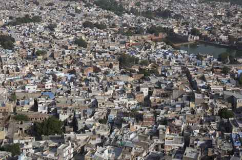 Jodhpur la ville bleue -