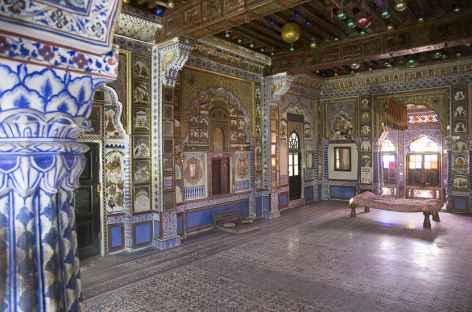 Jodhpur : le palais -