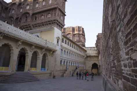 Jodhpur : la forteresse -