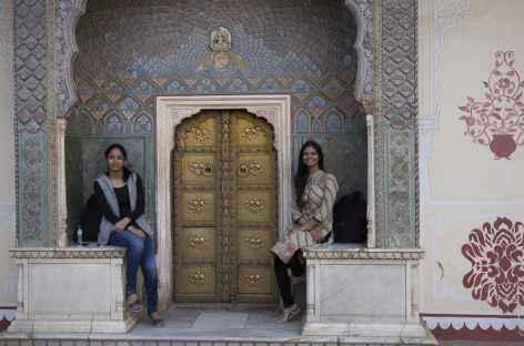 Jaipur le palais -