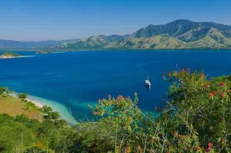 Vers l'archipel de Riung, Flores - Indonésie -