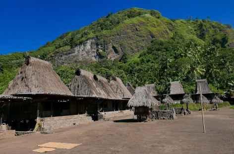 Village traditionnel Ngada, Flores - Indonésie -