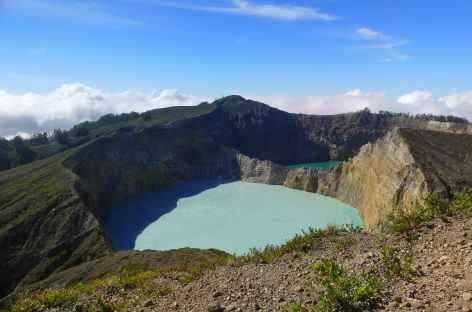 Volcan Kelimutu, Flores - Indonésie -