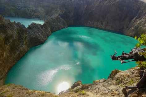 Volcan Kelimutu et ses lacs de cratères, Flores - Indonésie -