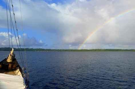 Aux abord de l'île de Hoga, Wakatobi - Indonésie -
