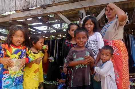 Village de pêcheurs - Indonésie -