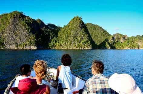 Archipel de Wayag, Raja Ampat - Indonésie -
