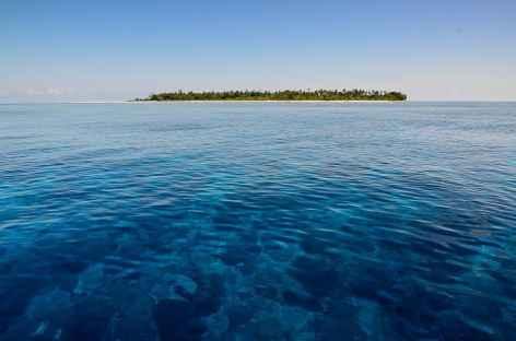 Ilot de Koon, archipel de Gorong - Indonésie -