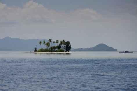 Ilot de Mutus Besar, Raja Ampat - Indonésie -