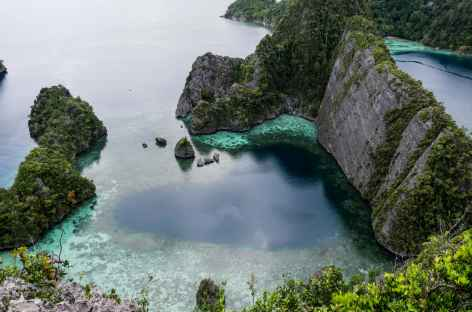 Ile de Misool, Raja Ampat - Indonésie -