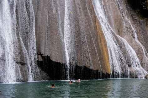 Cascade, île de Batanta, Raja Ampat - Indonésie -