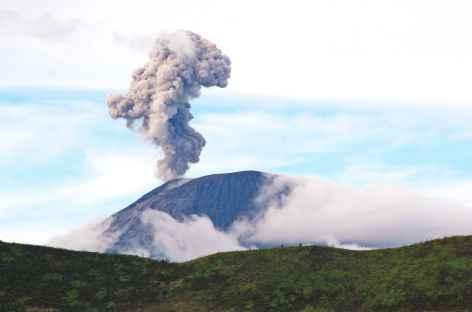 Eruption du Semeru, Java - Indonésie -