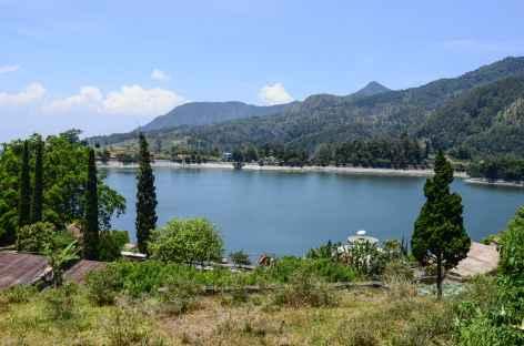 Lac de Telogo Pasir vers Sarangan, Java - Indonésie -
