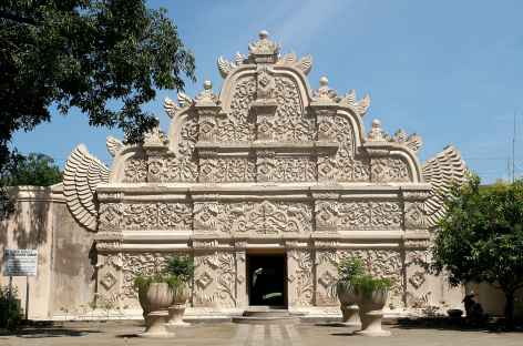 Taman Sari ou Jardin des Plaisirs à Jogja, Java - Indonésie -