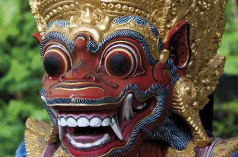 Masque balinais - Indonésie -