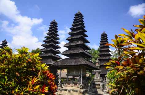 Temple de Taman Ayun, Bali - Indonésie -