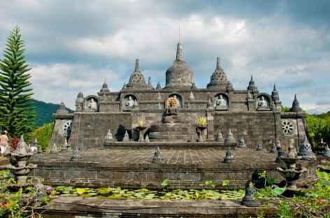 Temple bouddhiste de Banjar, Bali - Indonésie -