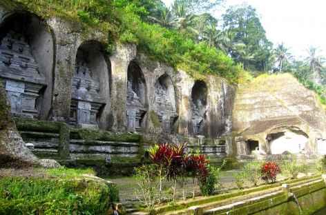 Temple de Gunung Kawi, Bali - Indonésie -