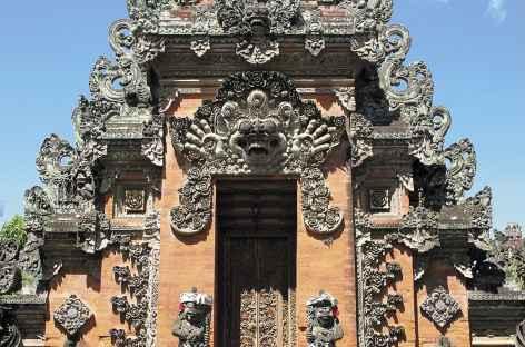 Un temple hindouiste familial..., Bali - Indonésie -