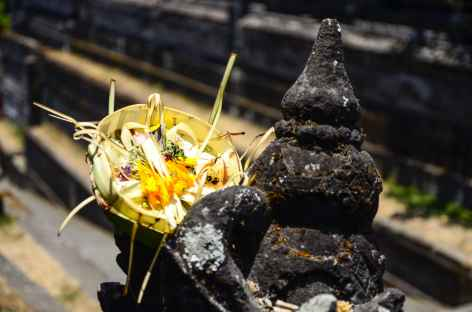 Offrandes, Bali - Indonésie -