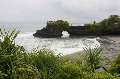 Temple de Tanah Lot, dédié à la mer, Bali - Indonésie -