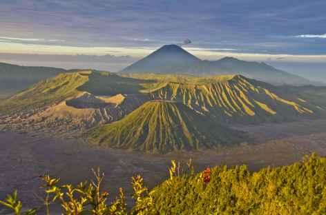 Caldeira du Tengger-Bromo-Semeru, Java - Indonésie -