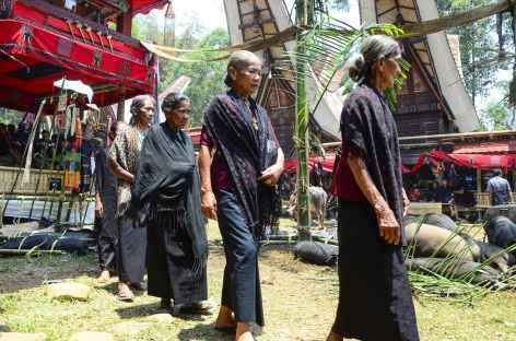 Cérémonie funéraire toraja, Sulawesi - Indonésie -