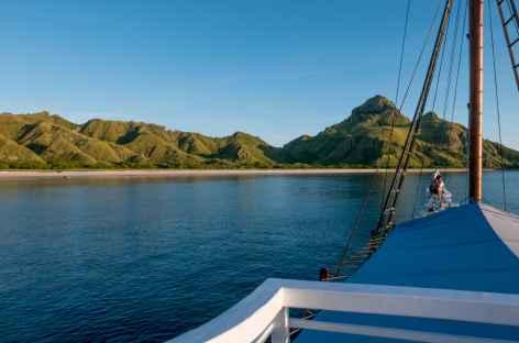 Croisière dans l'archipel de Komodo - Indonésie -