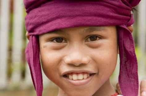 Jeune garçon toraja, Sulawesi - Indonésie -