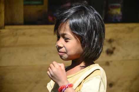 Jeune fille toraja, Sulawesi - Indonésie -