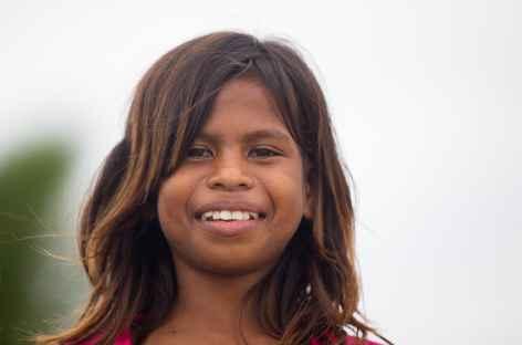 Jeune florésienne - Indonésie -