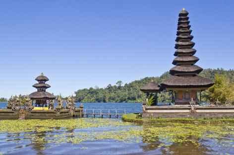Temple de Ulun Danu Bratan, Bali - Indonésie -