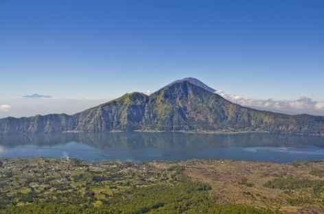 Lac Batur, Bali - Indonésie -