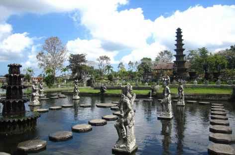 Palais à Tirtagangga, Bali - Indonésie -