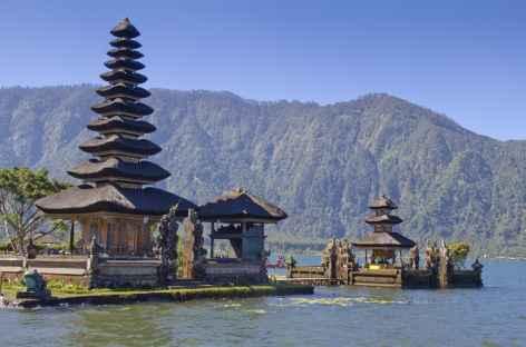 Temple d'Ulun Danu Bratan, Bali - Indonésie -