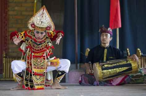 Danses balinaises traditionnelles - Indonésie -
