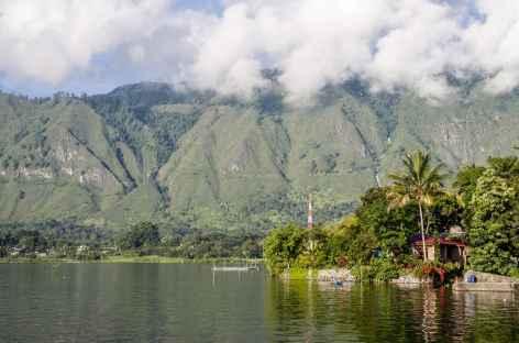 Lac Toba, Sumatra - Indonésie -