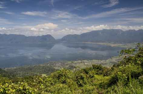 Lac Maninjau, Sumatra - Indonésie -