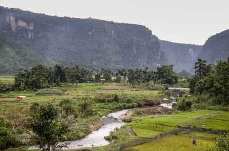 Canyon de Harau, Sumatra - Indonésie -
