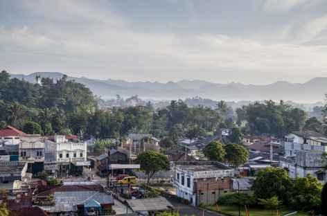 Ville de Bukittinggi, Pays Minangkabau, Sumatra - Indonésie -