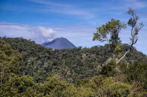 Région volcanique de Brastagi, Sumatra - Indonésie -