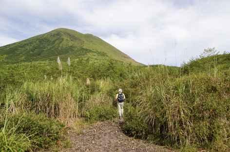 Montée au volcan Lokon, Sulawesi - Indonésie -