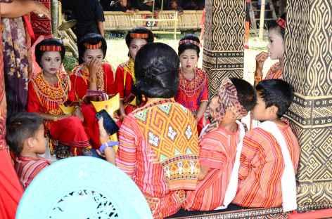 Cérémonie funéraire toraja, Sulawesi - Indonésie, Sulawesi - Indonésie -